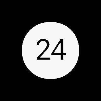 Baston de sprijin DeLuxe reglabil negru1 - stoc24.ro